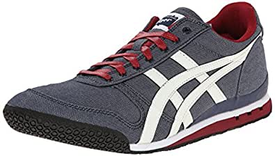 Onitsuka Tiger Ultimate 81 Classic Running Shoe, Navy/White, 7.5 M US