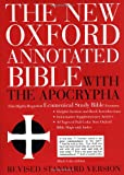 The New Oxford Annotated Bible with the Apocrypha, , 019528335X