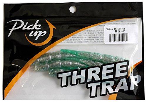 Pickup(ピックアップ) スリートラップ #001 銀粉フード.の商品画像