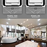 TOPGREENER Dimmer Switch, 150W Dimmable LED/CFL