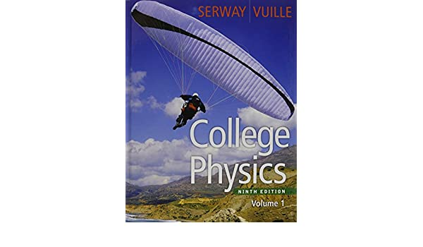 Amazon bundle college physics volume 1 9th enhanced amazon bundle college physics volume 1 9th enhanced webassign with ebook loe printed access card for one term math and science 9780495962915 fandeluxe Image collections