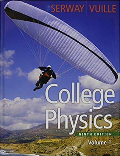 Amazon bundle college physics volume 1 9th enhanced bundle college physics volume 1 9th enhanced webassign with ebook loe printed access card for one term math and science 9th edition fandeluxe Images
