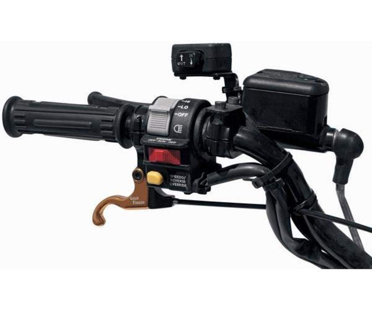 FULL THROTTLE THROTTLE KIT BOMB ATV - 007-1011A GoldFinger Throttle