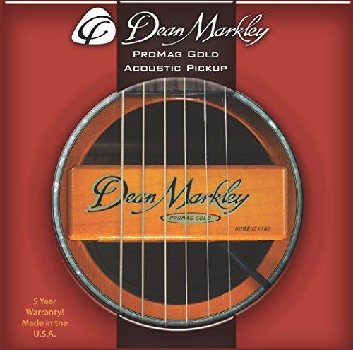 dean markley transducer pickup - 4