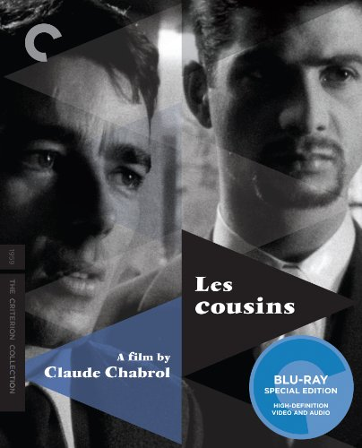 Blu-ray : Les Cousins (Criterion Collection) (Black & White, Full Frame, )