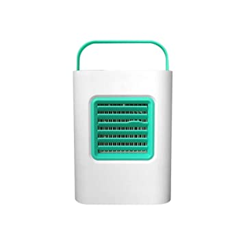 H.Y.BBYH Mini Ventilador Refrigerador de Aire portátil Mini USB ...