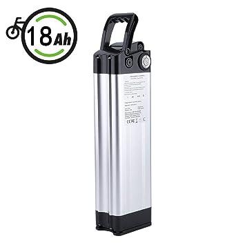Alter-C-DJ - Batería para Bicicletas eléctricas (36 V, 18 Ah, 648 ...