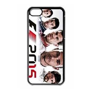 iPhone 5C Phone Case 2015 F1 formula one f174372