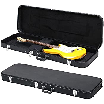 kaces kpg 208 xpress series lightweight hard shell guitar case bass musical. Black Bedroom Furniture Sets. Home Design Ideas