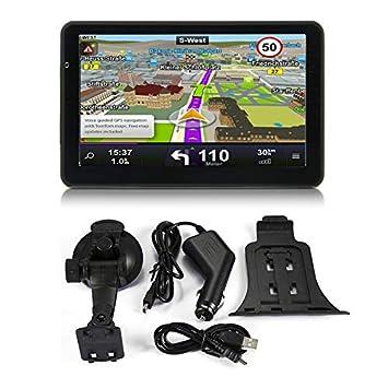 Lynn025Keats 710 - Navegación GPS para Coche o camión de 7 ...