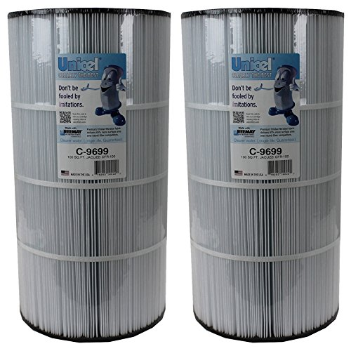 Unicel C-9699-2 Replacement Filter Cartridge (2 Pack) by Unicel