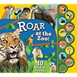 Roar at the Zoo (10 Button Sound Book)