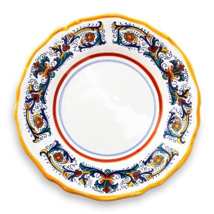 Sur La Table Nova Deruta Appetizer Plates, Set of 4