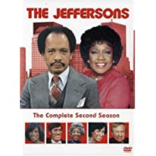 The Jeffersons - The Complete Second Season (1975)