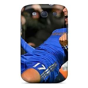 Anti-scratch Case Cover WonderwallOasis Protective Chelsea Eden Hazard Case For Galaxy S3