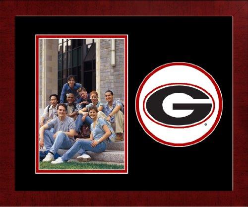 - Campus Images NCAA Georgia Bulldogs University Spirit Photo Frame (Vertical)