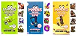 Mardles - Stickers that come to life with our free app! Adventure trio bundle!