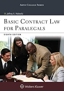 Tort law for paralegals aspen college series neal r bevans basic contract law for paralegals aspen college fandeluxe Gallery