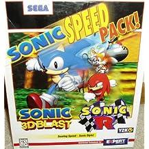 Sonic Speed Pack: Sonic 3D Blast & Sonic R