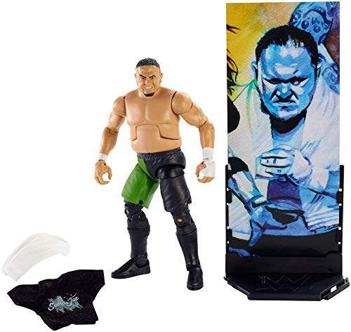 WWE Elite Collection Series #56 Samoa Joe Action Figure