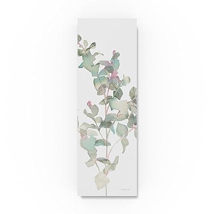 44134d1225d3c Amazon.com: Eucalyptus II White Crop by Danhui Nai, 10x32-Inch ...