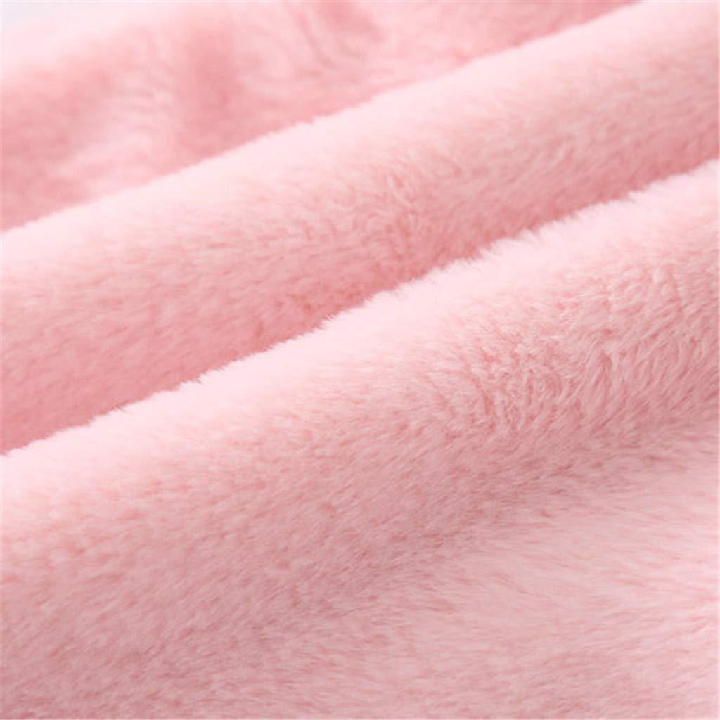 Giacca Ragazza Giacche Animale Mantello del Cappotto di Inverno della Pelliccia della Neonata Giacca Vestiti Caldi Spessi Abbigliamento 1-3 Anni