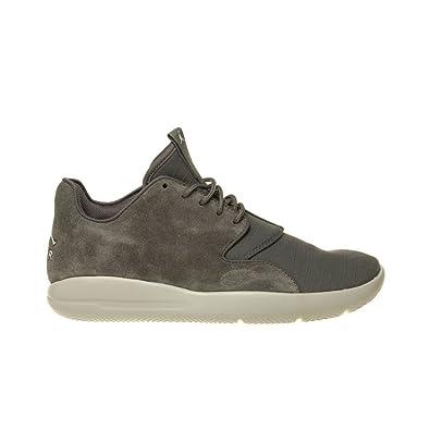 NIKE Jordan Eclipse Lea - 724368004 - Color Grey - Size: 8.0