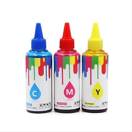 Kit de tinta PXNH Refill Tinta de pigmento y tinta de tinte ...