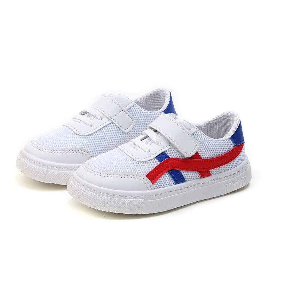 6b44a7aaa50 YanHoo Zapatos para niños Zapatos de Malla para Hombres y Mujeres Zapatos  Deportivos Zapatos Casuales Zapatos Estudiante Malla Deporte Zapatillas de  Deporte ...