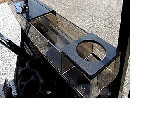 3G Clear Plastic Inner Storage Basket for EZGO TXT