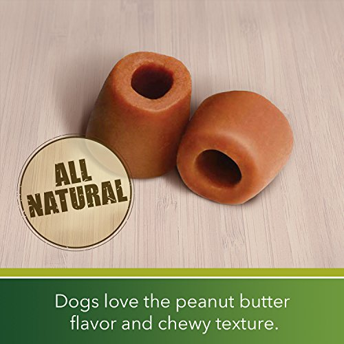 Large Product Image of Greenies PILL POCKETS Soft Dog Treats, Peanut Butter, Capsule, one (1) 7.9-oz. 30-count pack of PILL POCKETS Treats for Dogs #1 vet-recommended choice for giving pills