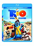 Rio (Blu-ray/ DVD Combo + Digital Copy)