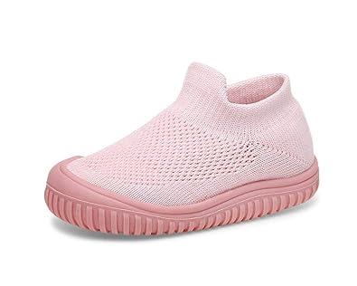 Amazon.com: Zapatillas unisex de malla con espuma ...