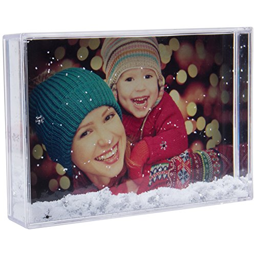 Review Photo Snow Picture Frame