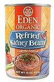 Eden Refried Kidney Beans, Organic