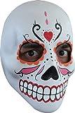 Womens Day of the Dead Dia De Los Muertos Mask