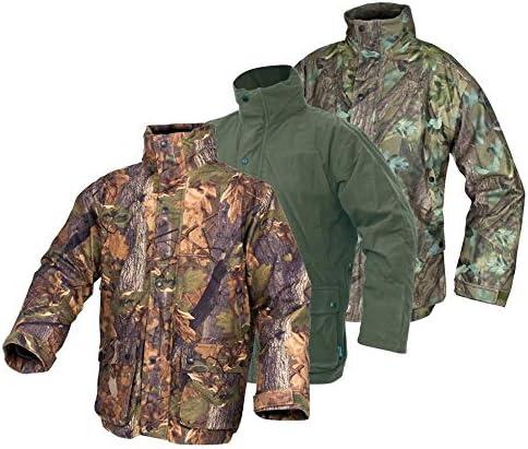 [해외]Jack Pyke Hunters 재킷 헌터 그린 / Jack Pyke Hunters Jacket Hunters Green Size L