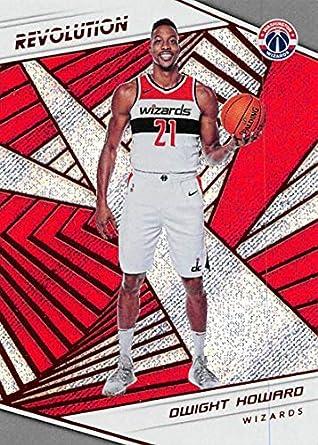 detailed look 327a6 11d87 Amazon.com: 2018-19 Panini Revolution Basketball #99 Dwight ...
