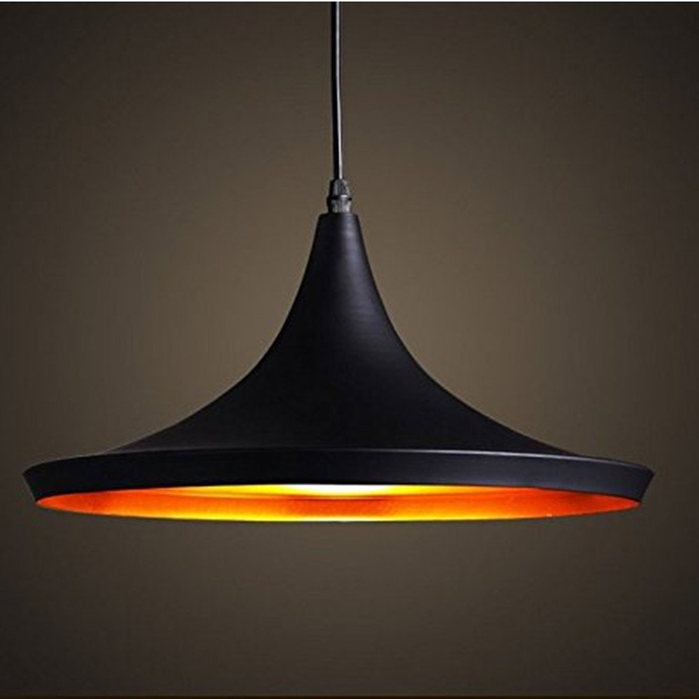Mstar retro industrial pendant light black metal antique pendant retro vintage pendant light shades contemporary pendant ceiling light black metal ceiling lighting e27 light lamp fixture type b aloadofball Image collections