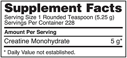 Creatine Benefits Health. Optimum Nutrition Micronized Creatine Monohydrate Powder, Unflavored, Keto Friendly, 228 Servings