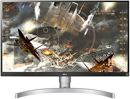 LG 27UL650 W Monitor DisplayHDR White product image
