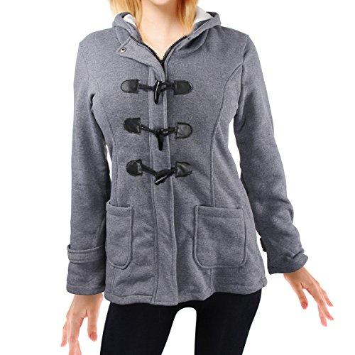 Épais Jacket Outwear Blouson Hiver Yodensity Veste Coat Manteaux Hoodie Café Casual À Femme Capuche UxHxIRqw