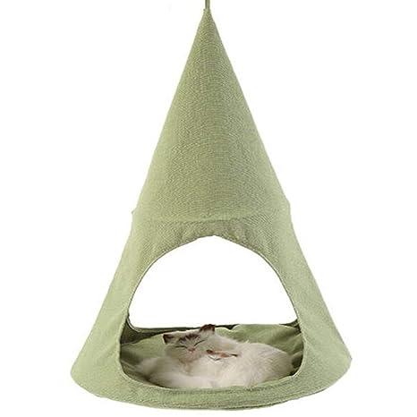 HLMF Silla de la Cama de la Hamaca del Gato Colcha cómoda de la