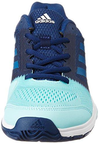 De Adidas Chaussures Femme Fonc Bleu Club Tennis Barricade qSS1tr6