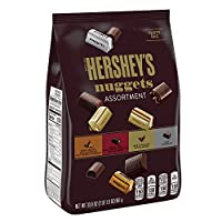 Deals on Hersheys Nuggets Chocolate Candy Assortment, 33.9 Ounce Bulk Candy