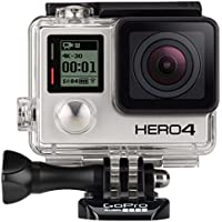 GoPro HERO4 Black Edition Camera (Certified Refurbished)