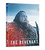 THE REVENANT [Blu-ray Manta Lab Steelbook LENTICULAR SLIP; Region-Free Import]