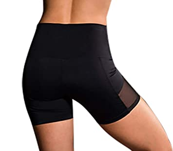 YANGCONG Ropa de Fitness de Yoga Pantalones Cortos de Yoga ...