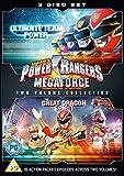 Power Rangers Megaforce Two Volume Collection (2 Dvd) [Edizione: Regno Unito] [Import italien]