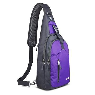 CARQI Sling Bag Shoulder Backpack Crossbody Purse